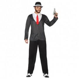 Disfraz de Gangster para hombre