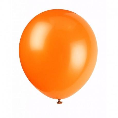 Bolsa con 100 globos de un mismo color