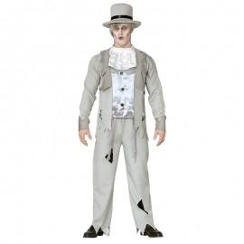 Disfraz de Caballero Fantasma para adulto
