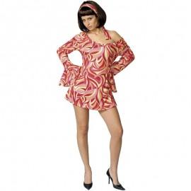 Disfraz Años 60 para mujer