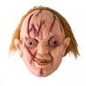 Máscara de el Muñeco Diabolico Chuky para adulto