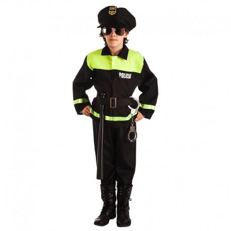 Disfraz Infantil de Policia