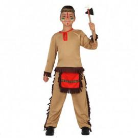 Disfraz de Indio sioux para niño