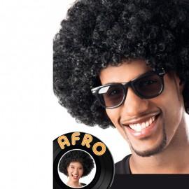 Peluca Afro para adultos
