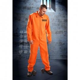 Disfraz de Mono Penitenciario