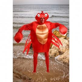 Disfraz de Cangrejo para adultos