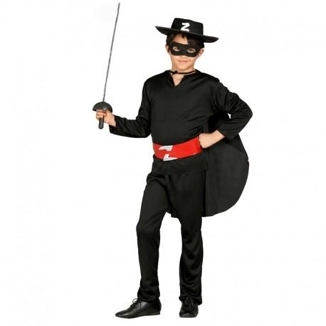 Disfraz Infantil de Zorro