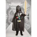 Disfraz de Superhéroe Dark Vader para niño