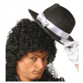 Sombrero del Rey del Pop para adultos