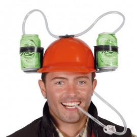 Casco para Bebidas para adultos