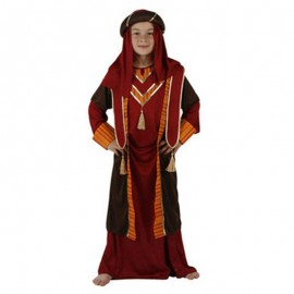 Disfraz Infantil de Árabe Rojo