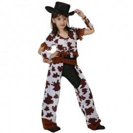 Disfraz de Vaquera Cowgirl para niña