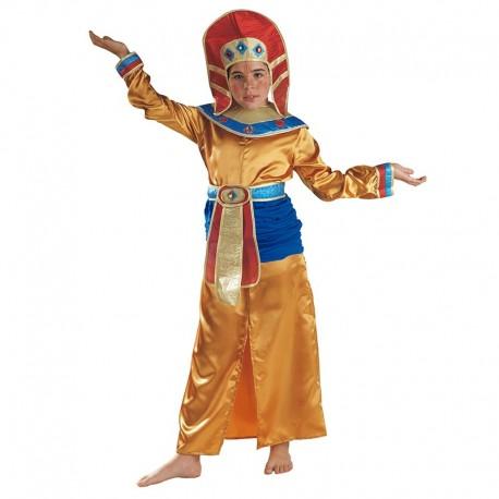 Disfraz Infantil de Princesa Egipcia