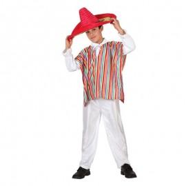 Disfraz de Mexicano para niño